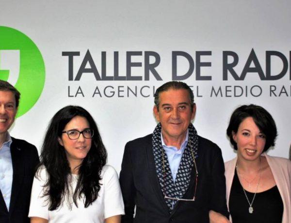 Salamero, Laura González y Alba Fernández, nuevas incorporaciones a Taller de Radio, programapublicidad
