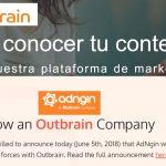 Outbrain adquiere AdNgin para mejorar la experiencia de lectura de los usuarios