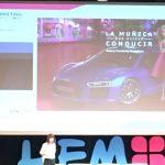 """Eva Santos #elsol2018: """"Audi cambio el 80/20 de tv/ producción a un 20/80"""""""