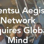 Dentsu anuncia la adquisición de Global Mind, agencia de Digital Performance Marketing en Argentina