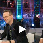 El Hormiguero 3.0: Joaquín Reyes y Antonio Pagudo, Antena 3, lideró el miércoles,  con 2,4 millones de espectadores y 16,5%
