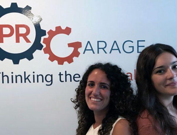 PR Garage , equipo , incorporación , nuevas, ejecutivas , cuentas, Patricia Hernández , Teresa Herrero., programapublicidad muy grande