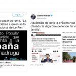 Pablo Casado gana también en redes sociales según la Herramienta «Metricool».