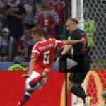 Los  Penaltis Rusia – Croacia, de Telecinco, con 6,9 millones de espectadores de media lo más visto del fin de semana con 52,6%. A3 lideró domingo