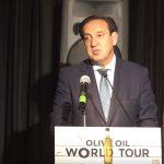 """Aceites de Oliva de España y la Unión Europea presentan en NY """"Olive Oil World Tour"""""""