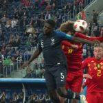 El  Francia – Bélgica del prime time de Telecinco lideró el martes con 6,2 millones de espectadores y 49,7%