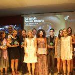 La Ruta de l'Atzar, Tots tenim família y Heart Beat Mupi de Aigua Viladrau, ganadoras de  Premis Impacte de publicidad catalana.