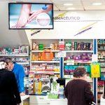 Más de 1.100 farmacias emiten 'publicidad inteligente' en pantallas para aumentar sus ventas