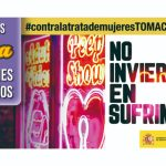 Día Internacional contra la Trata de Mujeres, en cupones de la ONCE del 30 de julio