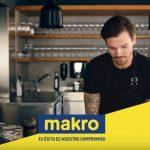"""MAKRO presenta nuevo posicionamiento, """"Tu éxito es nuestro compromiso"""" en apoyo al sector de la hostelería."""