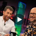 El Hormiguero 3.0 : Santiago Segura la  emisión más vista  del jueves, Antena 3, con 2,4 millones de espectadores y 17,2%