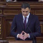 Sánchez pide apoyo  en el Congreso, para renovar RTVE ante el cambio cultural de Netflix y HBO