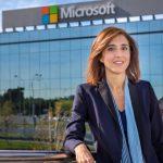 La presidenta de Microsoft España sustituirá a Carlos Espinosa de los Monteros como consejera de Inditex