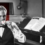El tenor italiano Bocelli es la nueva imagen de illycaffè