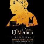 beon. Worldwide, promotor en la producción en España del musical 'El Médico'