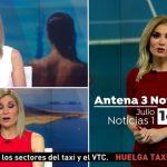 Antena 3 lider  absoluto de informativos, por primera vez desde agosto de 2013