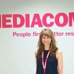Ariane Längsfeld,  Head of Knowledge de MediaCom.