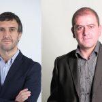Benjamín Lana, presidente de división de gastronomía y Fernando Belzunce, nuevo director Editorial en Vocento