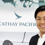 Cathay Pacific nombra a Justin Chang como nuevo Country Manager para España e Italia
