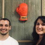 Clara Casado y Cano Ballesteros, nuevos creativos en El Ruso de Rocky