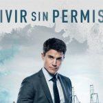"""El Corte Inglés viste de Emidio Tucci al actor Álex González en la serie """"Vivir Sin Permiso"""""""