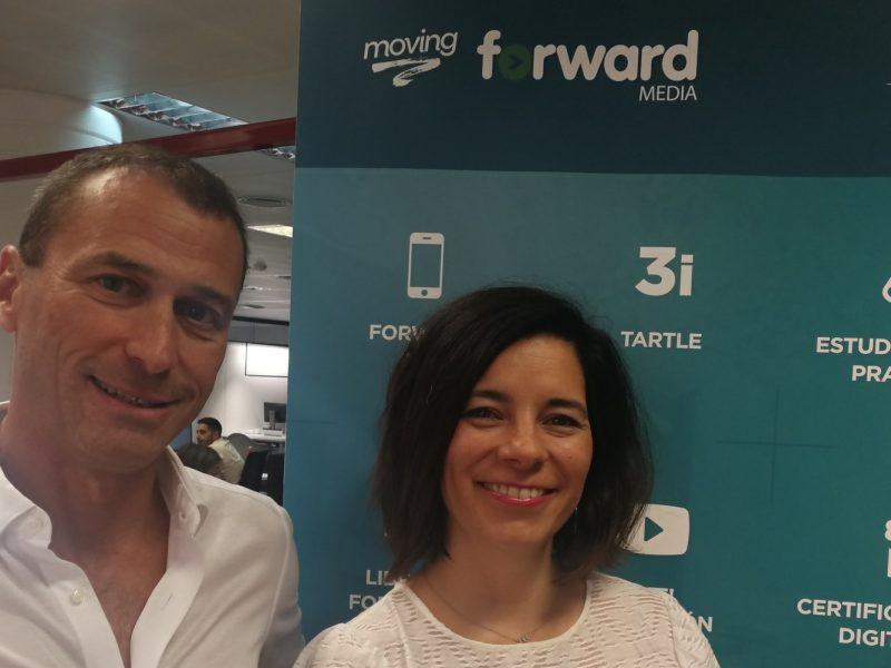 Forward Media , urias, Ana Martín , Chief Strategy Officer, programapublicidad muy grande