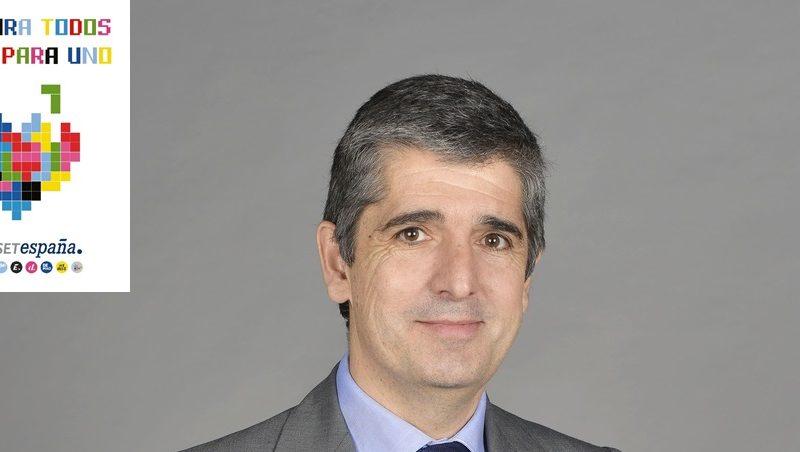 Quico Alum, director general ,Publiespaña, programapublicidad muy grande