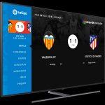 Samsung lanza la aplicación de LaLiga en primicia para Samsung Smart TV