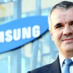 Celestino García sale de la vicepresidencia corporativa de Samsung