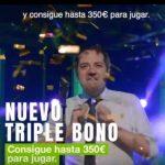 Garzón planea limitar publicidad juego 'online' a franja de 1 a 5 de la madrugada.