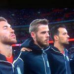 La emisión más vista fue el sábado, con UEFA Nations League / Inglaterra-España,La1, con 4,1 millones de espectadores y 33,5%