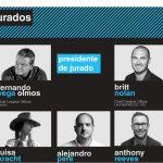 Fernando Vega Olmos Presidente de Jurado de los Lux Awards en Quito