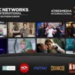 ATRESMEDIA y AMC Networks abren para mercado europeo su paquete de contenido televisivo