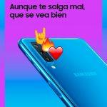 #FA7Lforlikes , campaña más millennial de Samsung para su gama Galaxy A