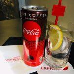 Coca-Cola España elige Iberia Express para dar a conocer Coca-Cola/Plus Coffe y Honest Tea