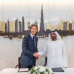 JCDecaux firma la ampliación por 10 años de su contrato publicitario en exclusiva con Dubai Airports