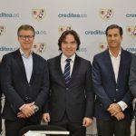 MKTG  gestiona el acuerdo de patrocinio entre Creditea y el Rayo Vallecano