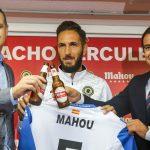 Mahou Cinco Estrellas amplía su acuerdo de patrocinio con el Hércules de Alicante CF para las dos próximas temporadas
