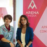 María Gil y Laura Aguado se incorporan al equipo de cuentas de Orange en Arena Media