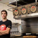 Álex Márquez,  imagen de marca en España de Pizza Hut