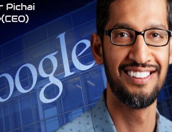 Sundar Pichai,Google, CEO, programapublicidad