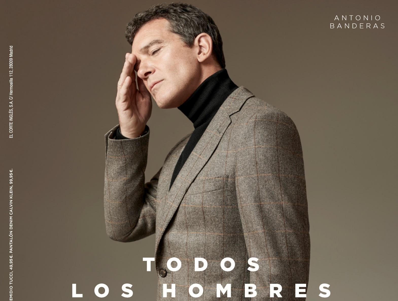 7c7b5614a El Corte Inglés lanza nuevo 'spot' de moda masculina con Antonio ...