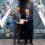 CSM y VCCP Spain comienzan a trabajar para Rexona y su patrocinio de LaLiga