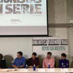"""Técnicas de guión, en V Encuentro Guionistas en Serie: """"Las nuevas plataformas multiplican por mil cambios en ficción española"""""""
