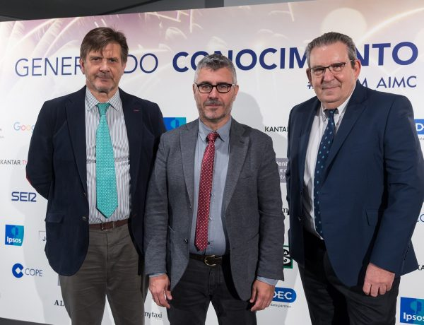 lozano, oliver, merino, aimc, egm, 2018, 20 aniversario, programapublicidad muy grande