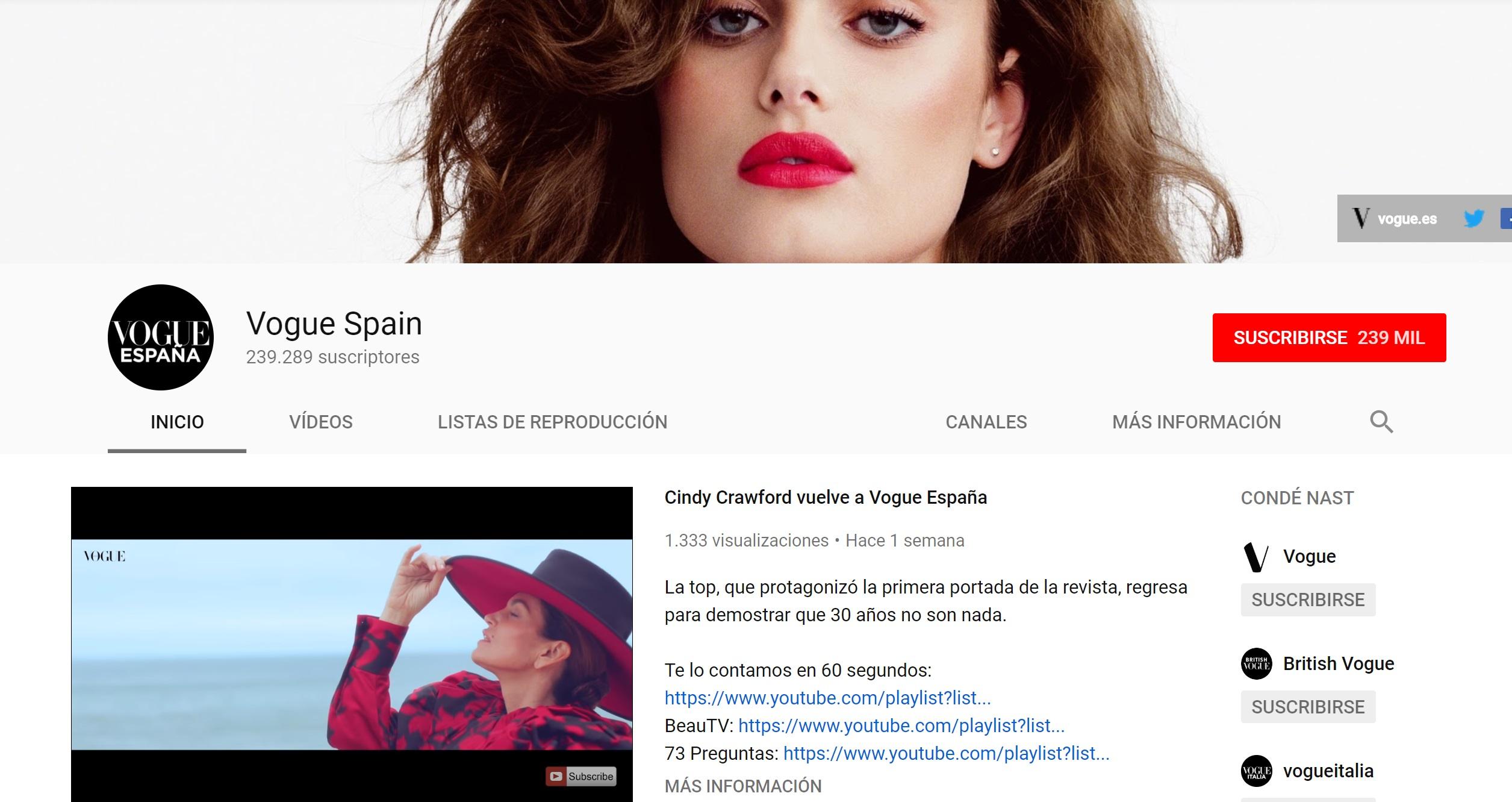 f940edfa5d Llega Vogue en español a Snapchat Discover - El Programa de la Publicidad