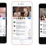 Facebook anuncia Watch Party en todos sus perfiles y páginas, alrededor del vídeo.