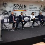 """Presentación Oficina Estrategia Internacional del Deporte Español: «los eventos deportivos, atraen inversión, empleo y riqueza""""."""