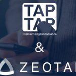 Zeotap se integra con TAPTAP en LATAM con data determinística