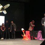 Gran Premio Jurado El Chupete a 'Famosa' por #JuegaConEllos (DDB). Cine/TV, 'Samsung' por #YaNohayExcusas (WysiWyg). Telepizza: Anunciante